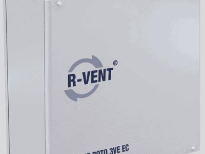 Rekuperator R-VENT ROTO 3 VE EC