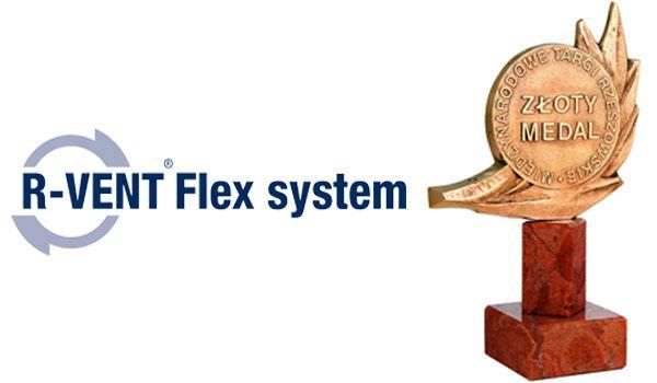 nagroda dla r-vent  flex system