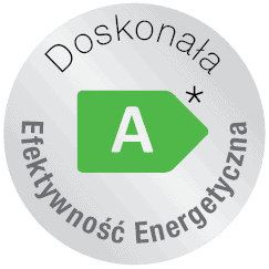 klasa energetyczna A rekuperatora