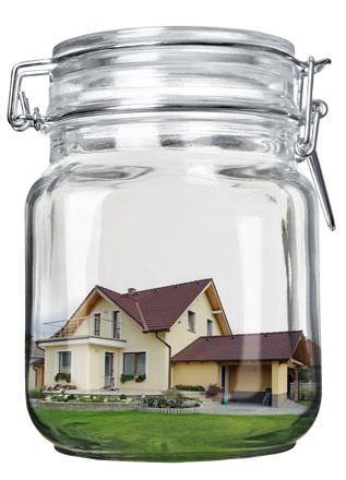 nowoczesny dom bez wentylacji