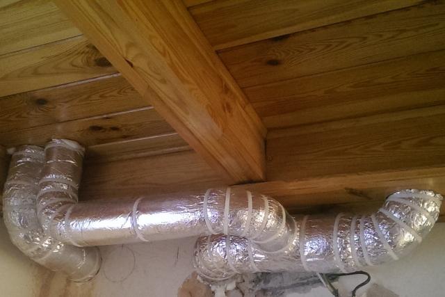 instalacja wentylacji w domu istniejacym
