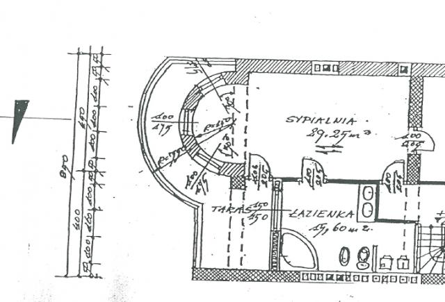 reczne plany budynku