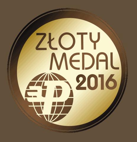 zloty medal dla aeris next