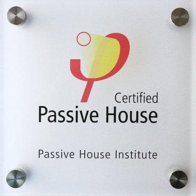 certyfikat passive house dla aeris next