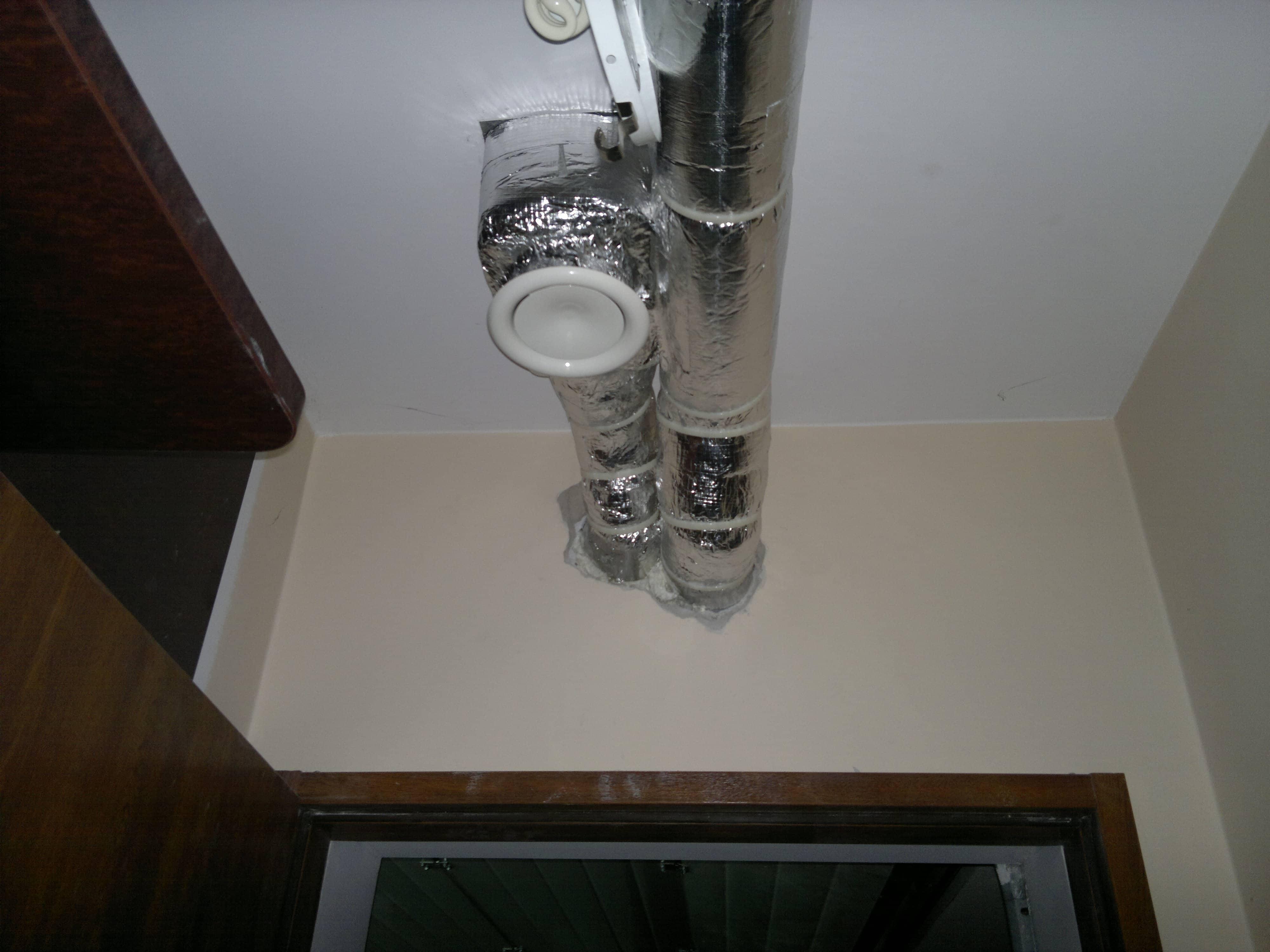 kanaly wentylacyjne w domu zamieszkanym