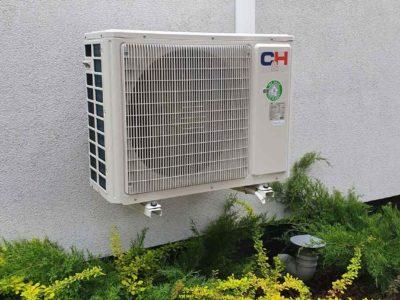 Montaż klimatyzacji w domu z rekuperacją. Fotoreportaż.